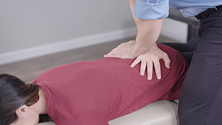 Chiropractic Treatment for Sciatica.
