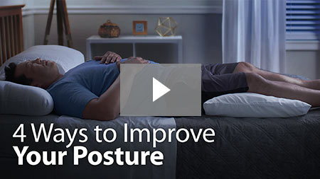 4 ways to improve your posture.
