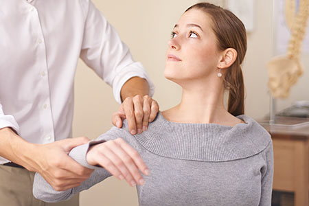 Chiropractic treatment for thoracic outlet syndrome.