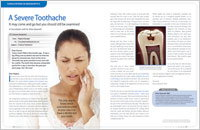 Toothache - Dear Doctor Magazine