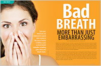 Bad Breath - Dear Doctor Magazine