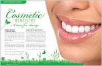 Cosmetic Dentistry - Dear Doctor Magazine