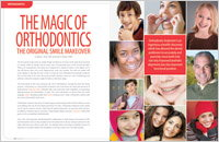 Orthodontics - Dear Doctor Magazine