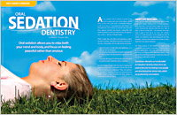 Oral Sedation Dentistry - Dear Doctor Magazine