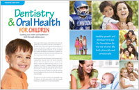 Dentistry and Oral Health for Children - Dear Doctor Magazine