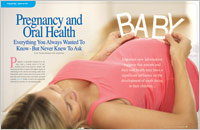 Pregnancy and Oral Health - Dear Doctor Magazine
