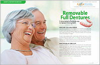 Removable Full Dentures - Dear Doctor Magazine