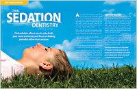Oral Sedation Dentistry - Dear Doctor Magazine
