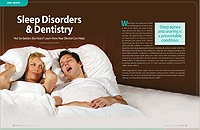 Snoring and Sleep Apnea - Dear Doctor Magazine