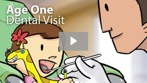 Age one dental visit