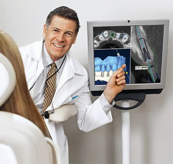 Cone beam dental scans.