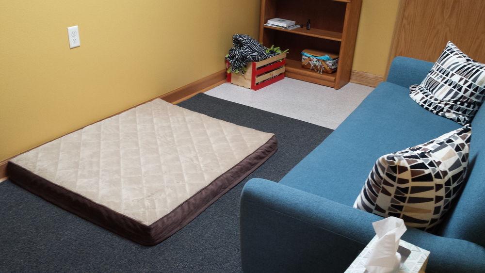Quiet Room Dog Bed