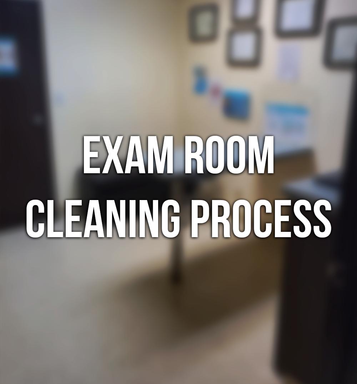 Exam Room Banner