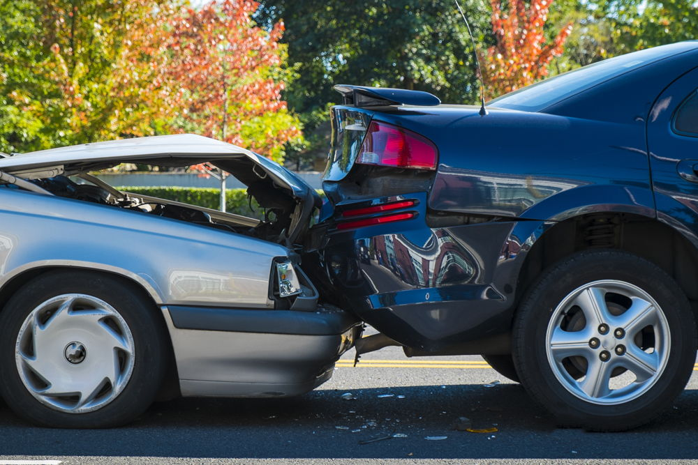 car accident injury treatment in Coon Rapids