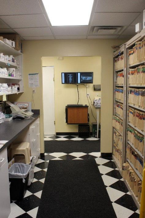 Pharmacy & Records