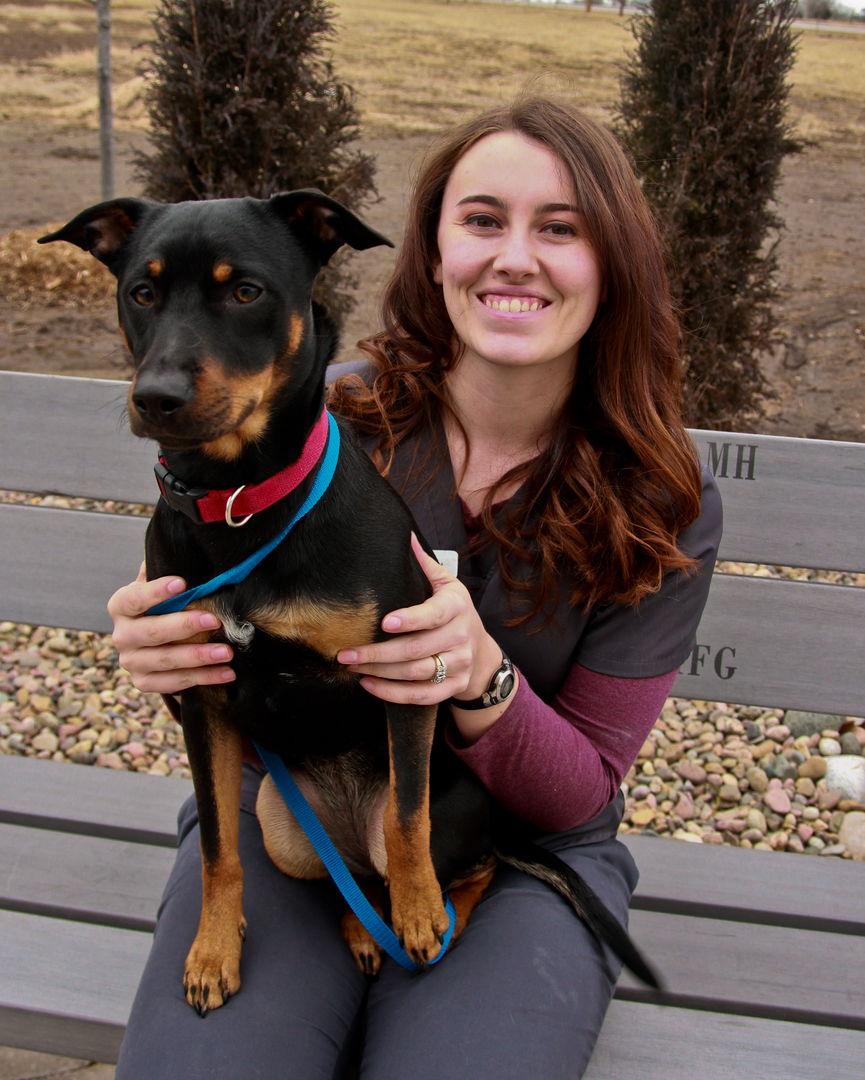 Mariah Engler, Lead Veterinary Assistant