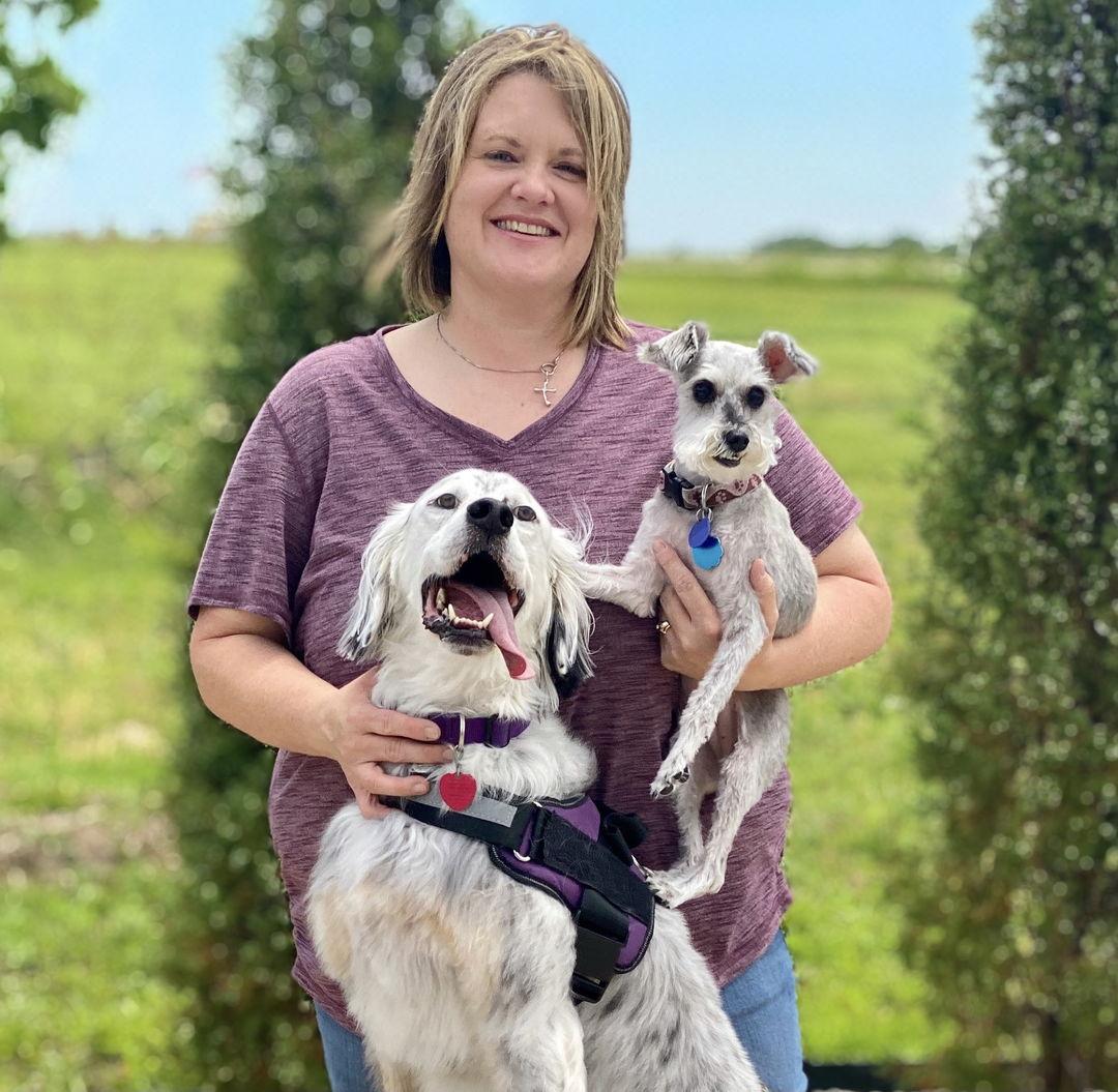 Angie Becker, Registered Veterinary Technician