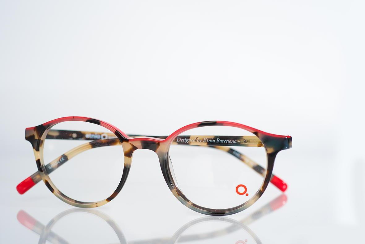 Bifocal glasses