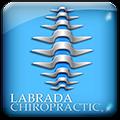 LABRADA Chiropractic Logo