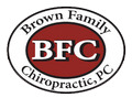 Brown Family Chiropractic, PC Logo