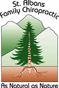 St. Albans Family Chiropractic Logo