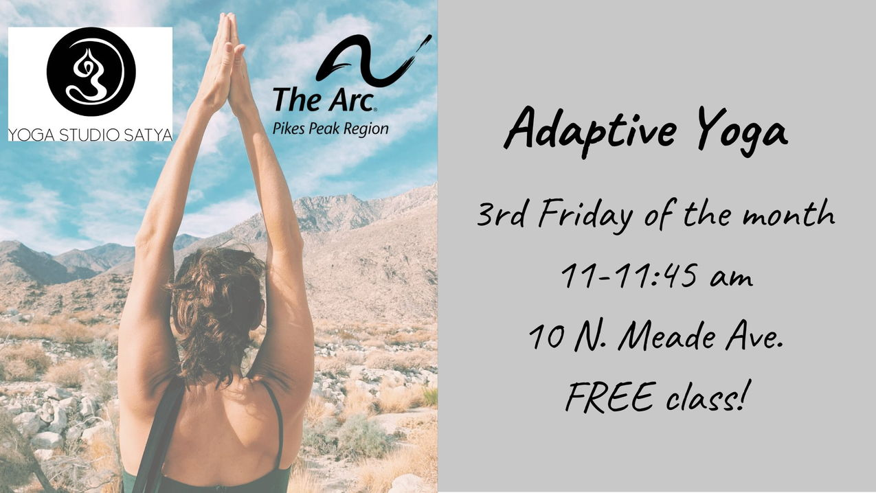 Adaptive Yoga Classes Arc