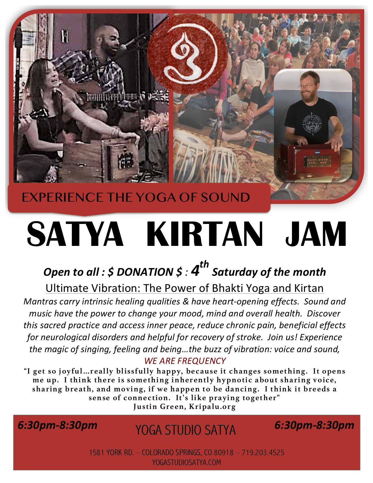 Kirtan Jam