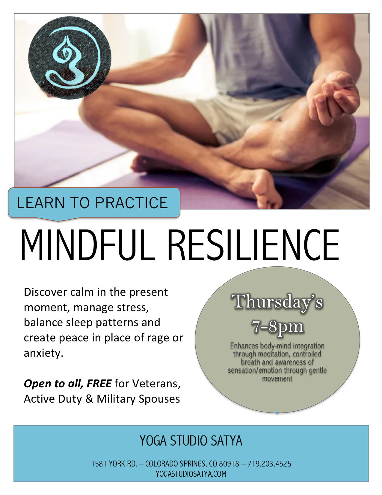 Mindfull Resilience
