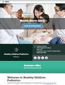 Encinitas Theme Tablet Preview Image