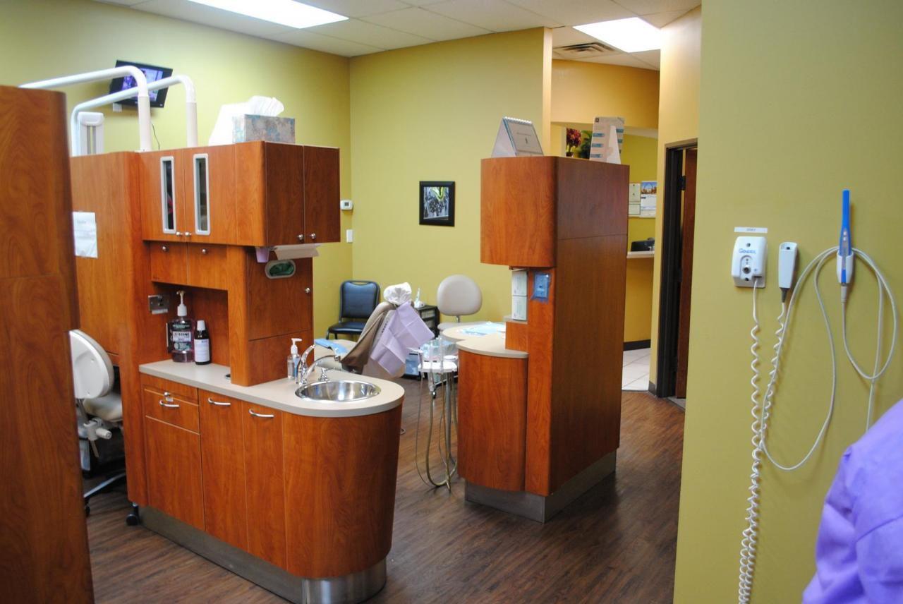 Rustic Dental Office Design