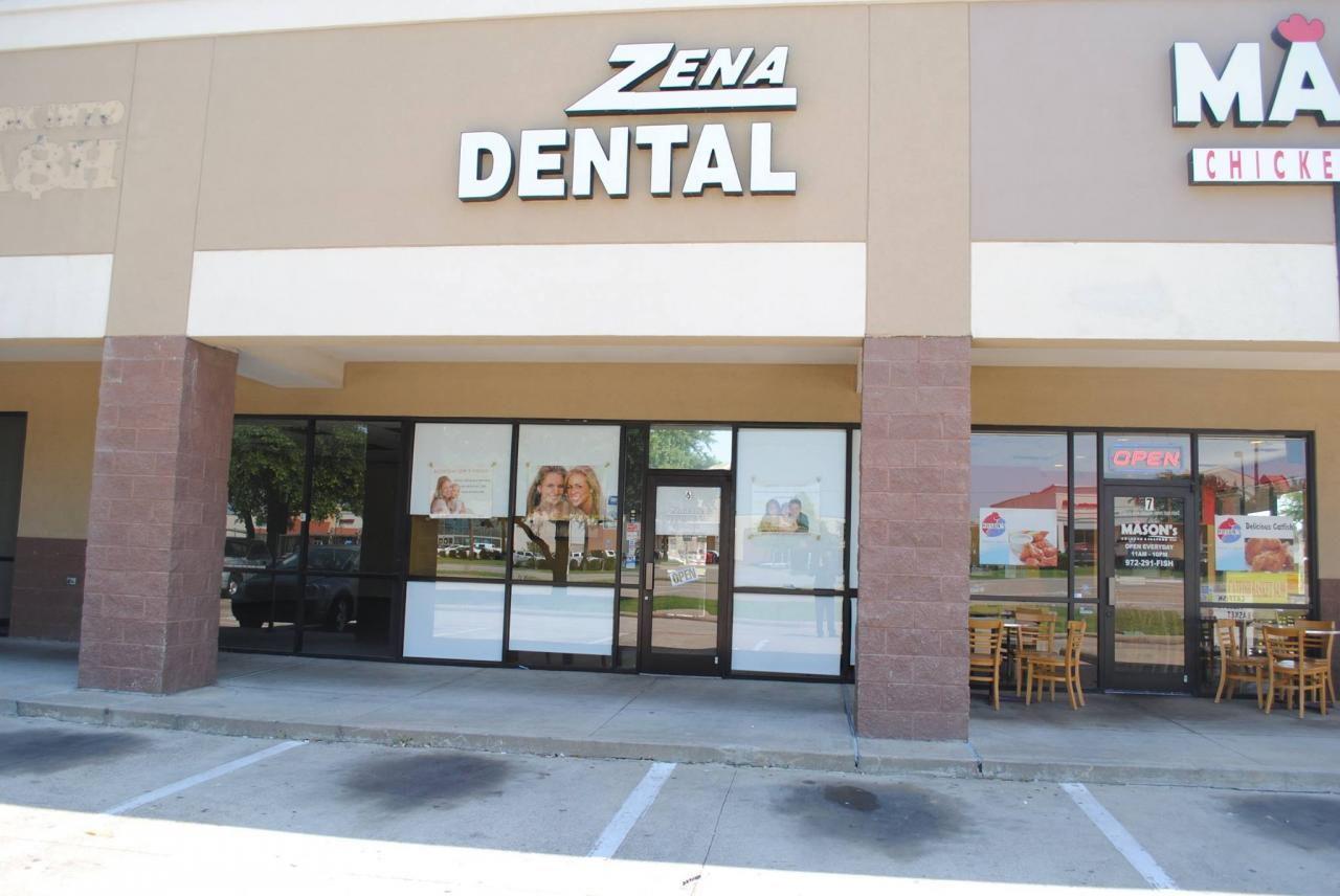 Zena Dental PLLC Exterior