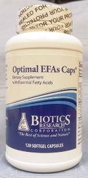 Biotics-Optimal EFAs