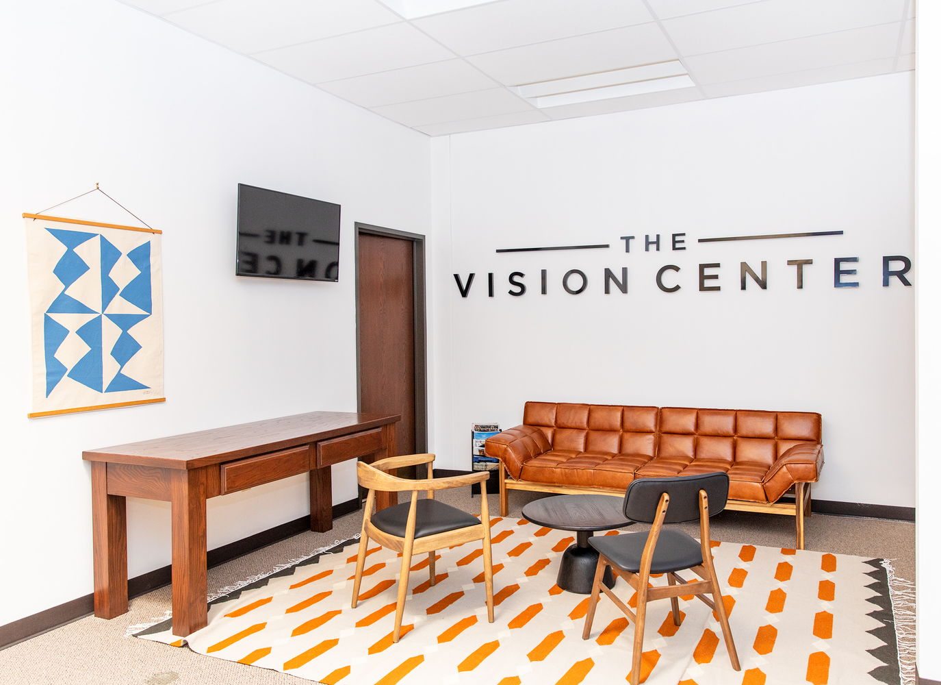 The Vision Center Eye Associates PLLC