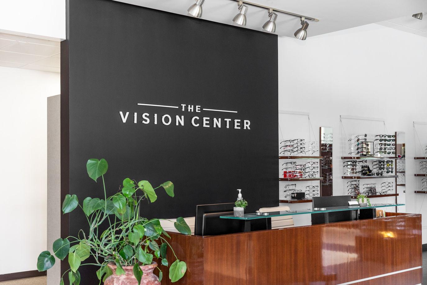 The Vision Center Eye Associates PLLC