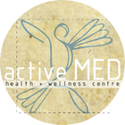 Active-Med Health and Wellness Centre Logo
