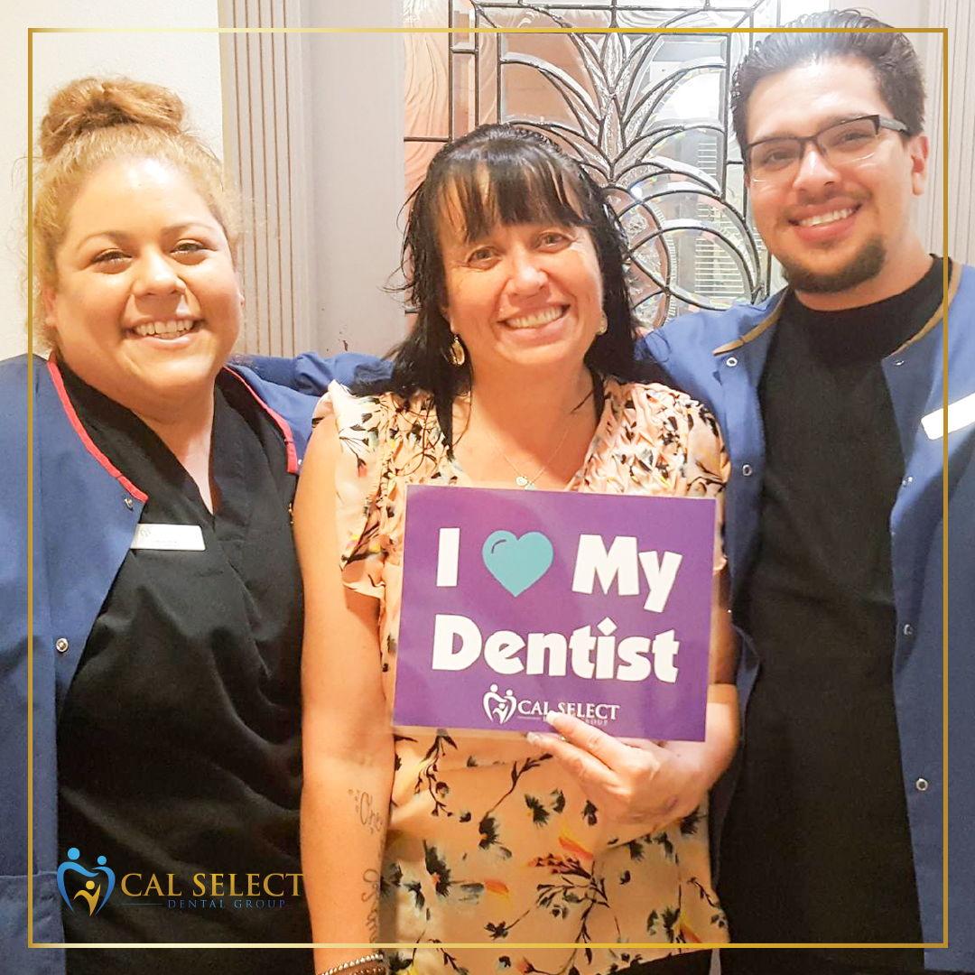 cal select dental