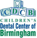 Children's Dental Center of Birmingham logo