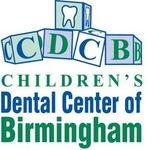 Children's Dental Center of Birmingham logo