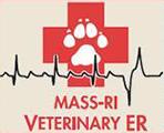 MASS-RI Veterinary ER Logo