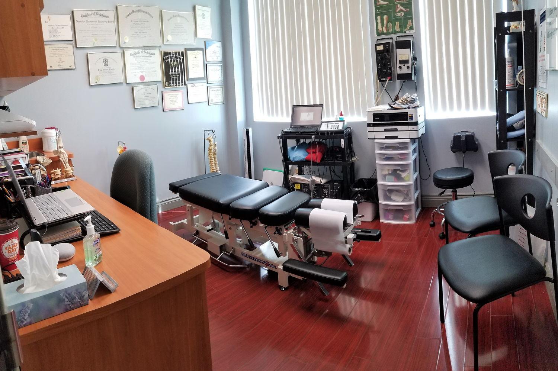Assessment & Treatment Room 2a