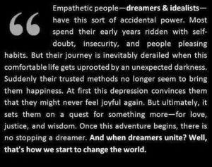 Empathetic People