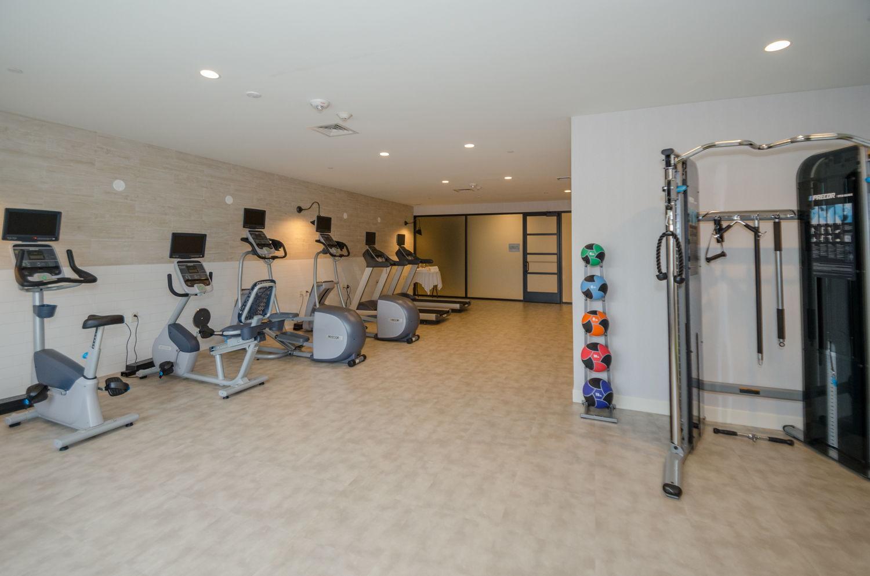 Delamar Fitness Center