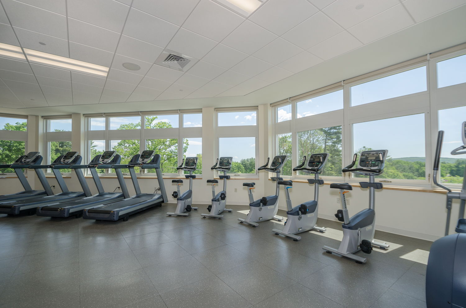 Exercise Room at this Facility