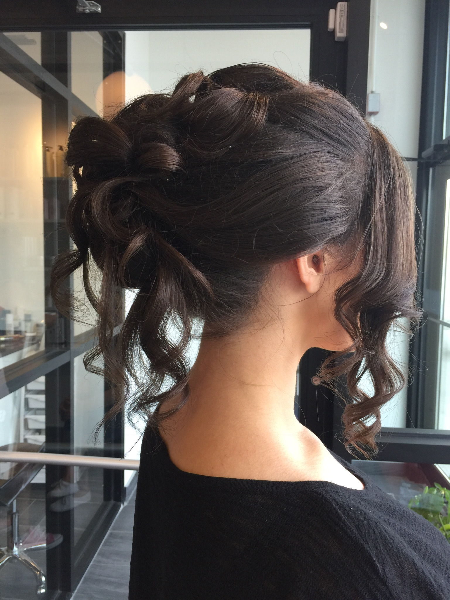 Formal Up-Do