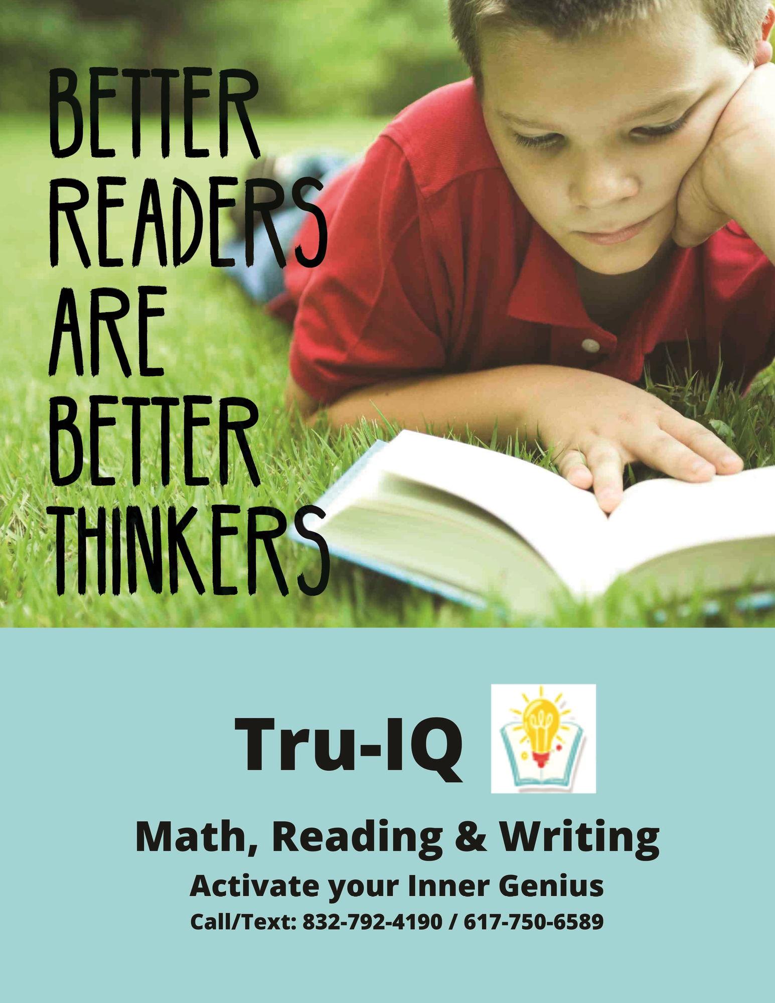 Better readers