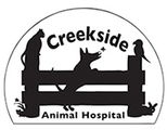 Creekside Animal Hospital Logo
