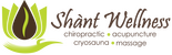 Shànt Wellness logo
