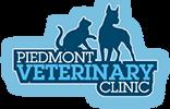 PIEDMONT Veterinary Clinic Logo