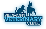 PIEDMONT Veterinary Clinic Logo