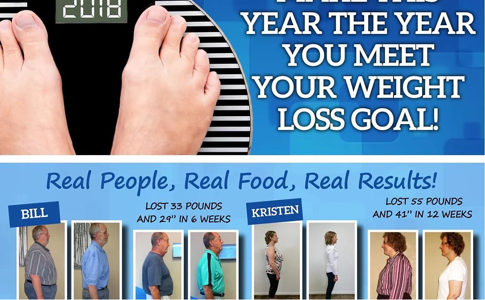 silver weight loss